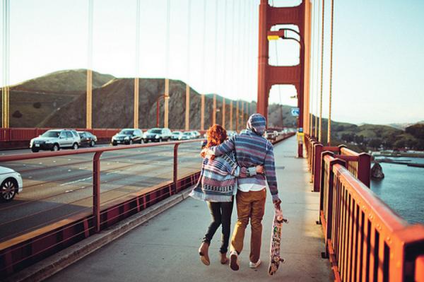 Un couple ce n'est pas ne jamais se disputer, c'est savoir s'en remettre