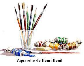 L'AQUARELLE est aujourd'hui l'une des techniques les plus appréciées des peintres amateurs...