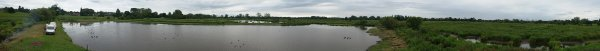 vues panoramique du marais