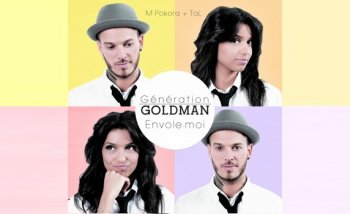 Génération Goldman / Envole moi Ft Tal ♥ (2012)