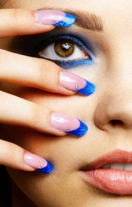 Nails arts W-Diamond