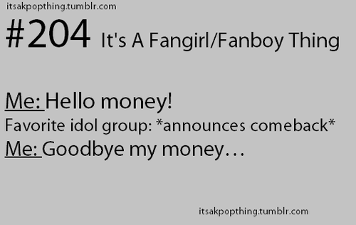 a fangirl thing