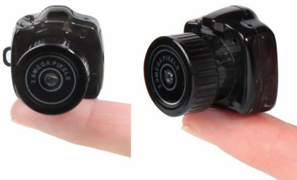 WORLD SMALLEST CAMERA