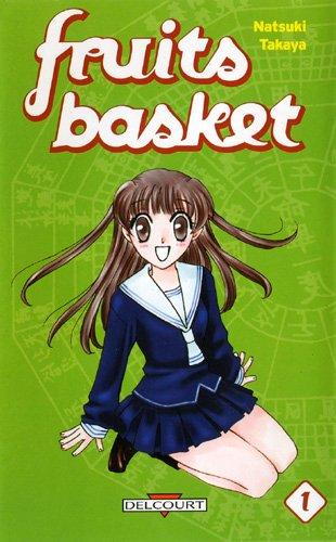 manga/fruit basket de gumi