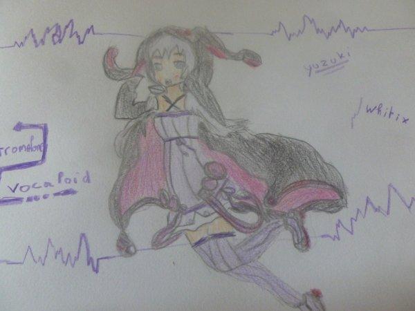 Mon dessin Yuzuki *Q*