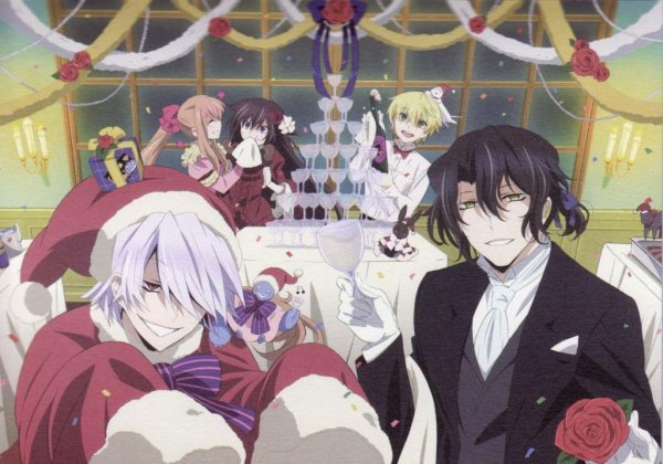 Merry Christmas ~ =w=