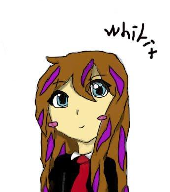 Dessin Satomi de Whitix