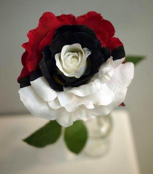 F1 rose