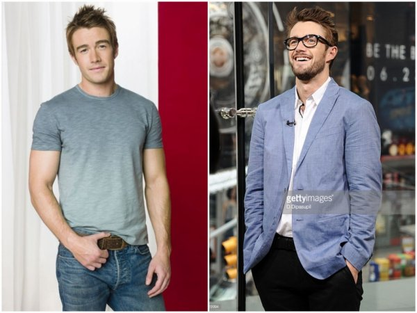 Clay (Robert Buckley )