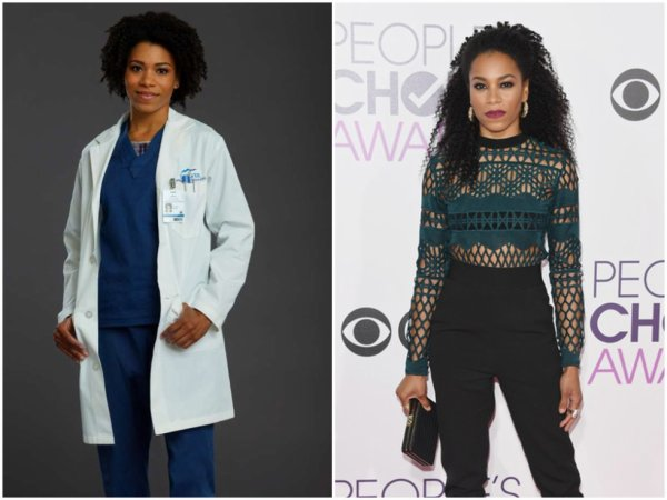 Maggie Pierce (Kelly McCreary)