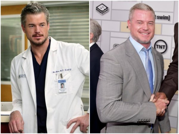Mark Sloan (Eric Dane )