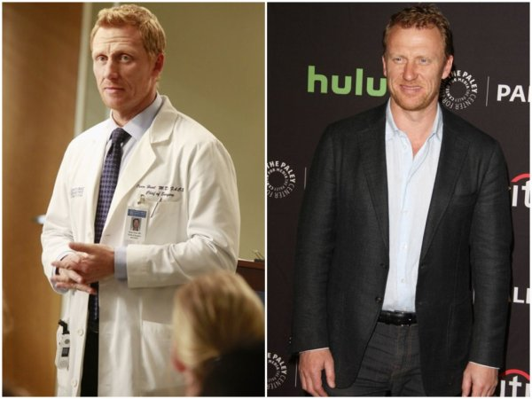 Owen Hunt (Kevin McKidd)