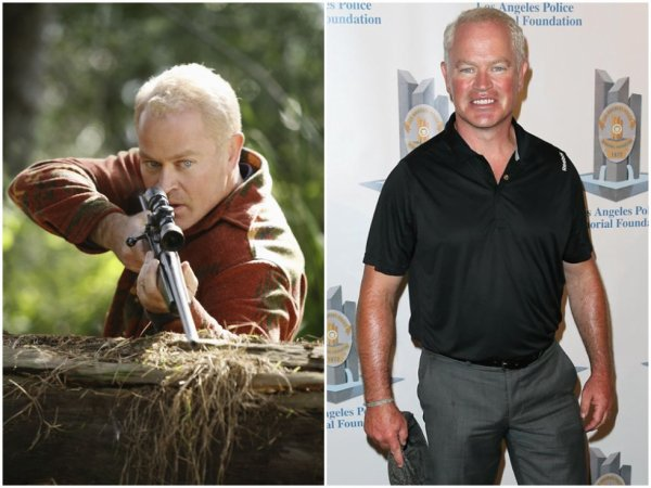 Dave Williams (Neal McDonough)