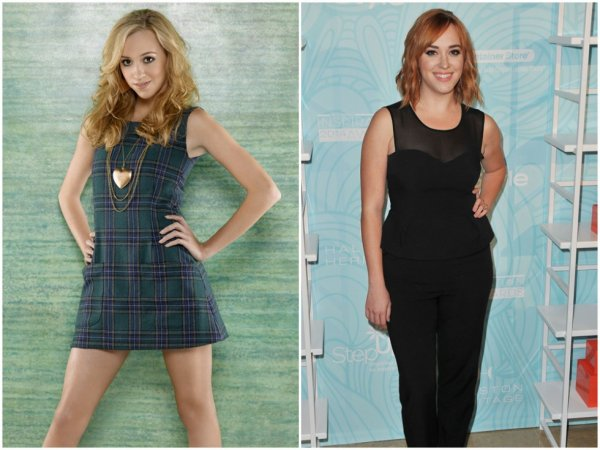 Julie Mayer (Andrea Bowen)