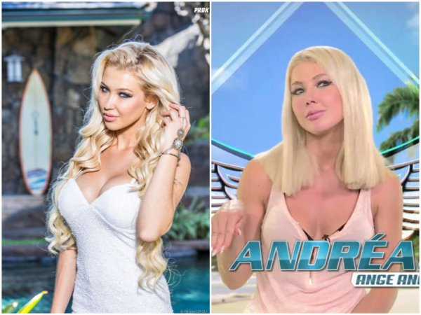 Les Anges 8 Andréane Chamberland