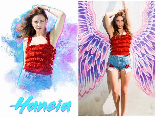 Les Anges 9 Haneia Maurer