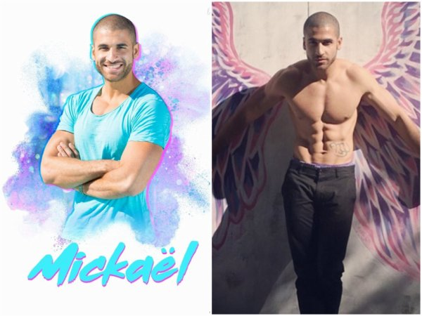 Les Anges 9 Mickael