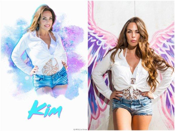 Les Anges 9 Kim Glow