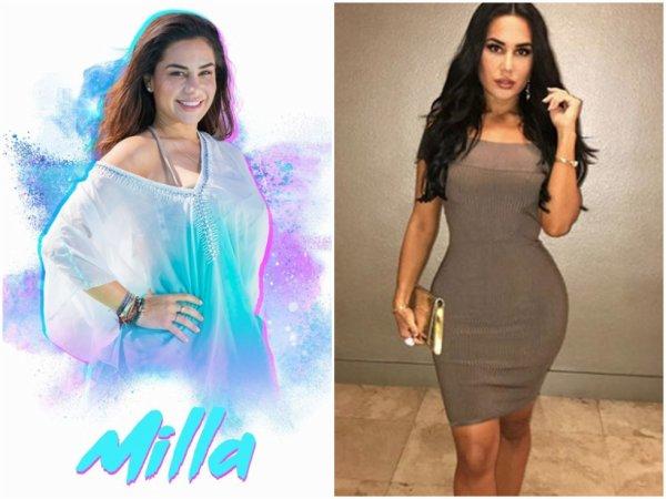 Les Anges 9 Milla Jasmine