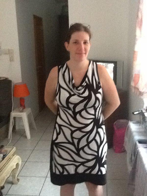 Moi en robe  :)