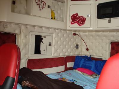 L 39 interieur du camion scarfacetaz for Interieur camion scania