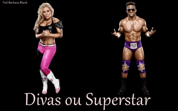 Divas ou Superstars.