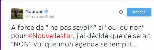 Maurane & La Nouvelle Star