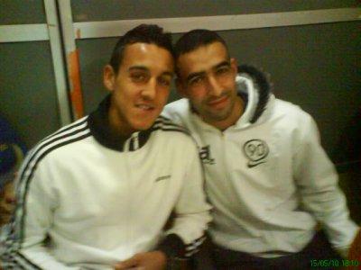 moi and AMRI CHADLI