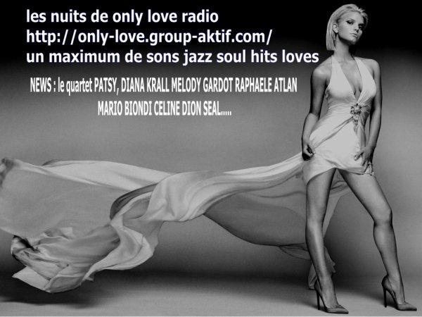 les nuits de only love radio avec des sons venus d'ailleurs