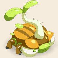 image flammèche air  et le scarafeuille immature