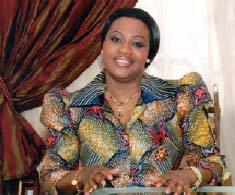 Claudia L. Sassou N'Guesso, Conseiller à la Communication et aux Relations publiques du Président de la République