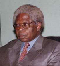 Vie politique : L'ancien premier ministre Charles David Ganao décédé à Paris