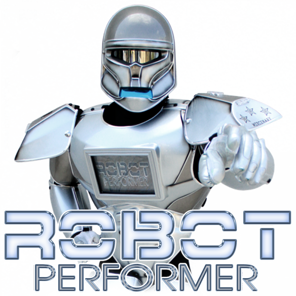 ROBOT PERFORMER , MICS MONACO , NRJ DJ Awards 2013