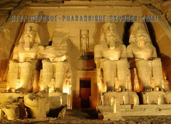 Les Monuments de l'Egypte Antique
