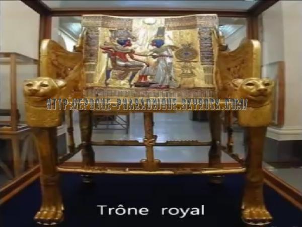 trone royal