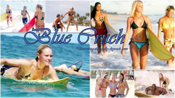 Blue Cruch