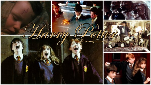 Harry Potter 1 & 2 ♥