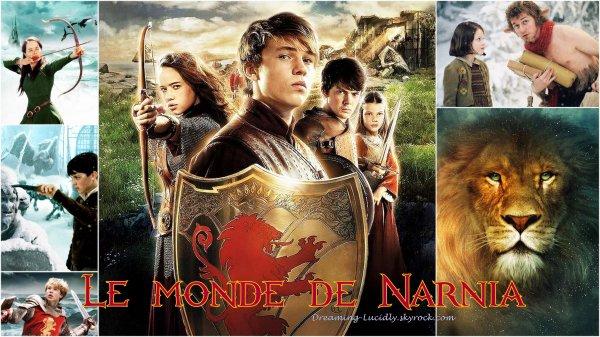 Le Monde de Narnia 1 & 2 ♥
