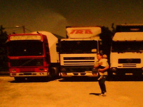 Transport TRB société créé par mes frères suite a la reprise des transports despesse de st jean de muzol dans l Ardèche et transport couturier a st alban du Rhône dans l Isère.. Entreprises qui n a vecu que de 1997 a 2000.. Le boulo etait là mais vite dur a gèrer vue frais sur véhicules.. Revendu au transport giraud de sonnay dans l isere ...
