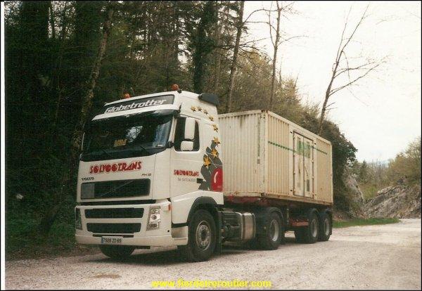 Solygotrans 69 loire sur Rhône ou mon frère est embauché depuis 2002...