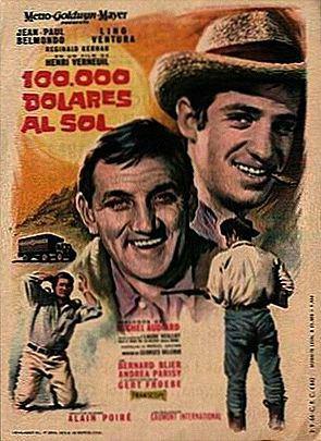 Un film culte qu ' on ne se lasse pas de regarder avec Lino ventura Belmondo blier et les dialogues du grand Audiard....