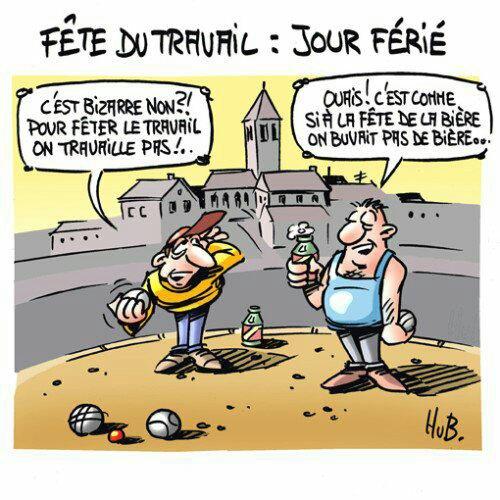 BON 1er MAI!!