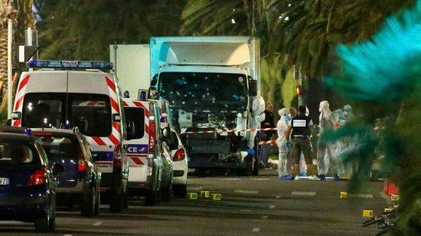 L'HORREUR À NICE!! HOMMAGE AUX VICTIMES !!!