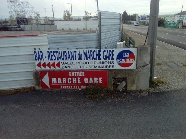 LE ROUTIER DE L'ANCIEN MARCHÉ GARE!!!