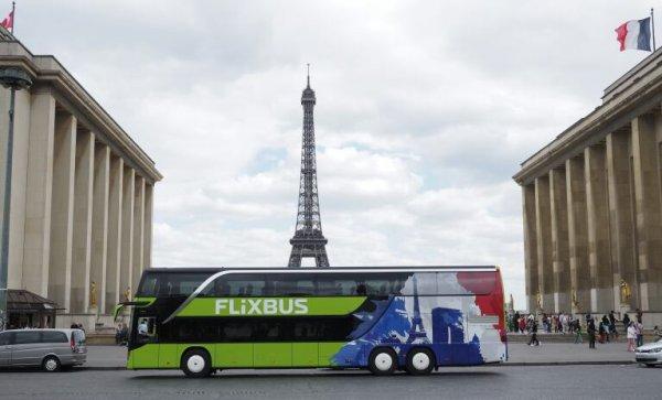 RETOUR DE PARIS CE DIMANCHE EN BUS !!!!
