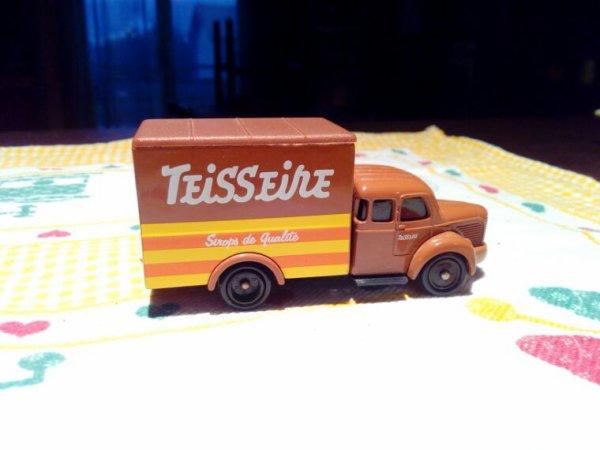 BERLIET  GLR. TEISSEIRE AU 1/87  DE CHEZ CORGI !!