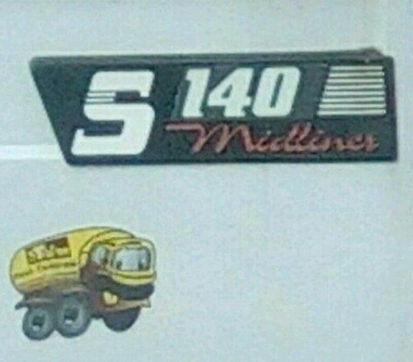 LE RENAULT S140 FORAIN !!!