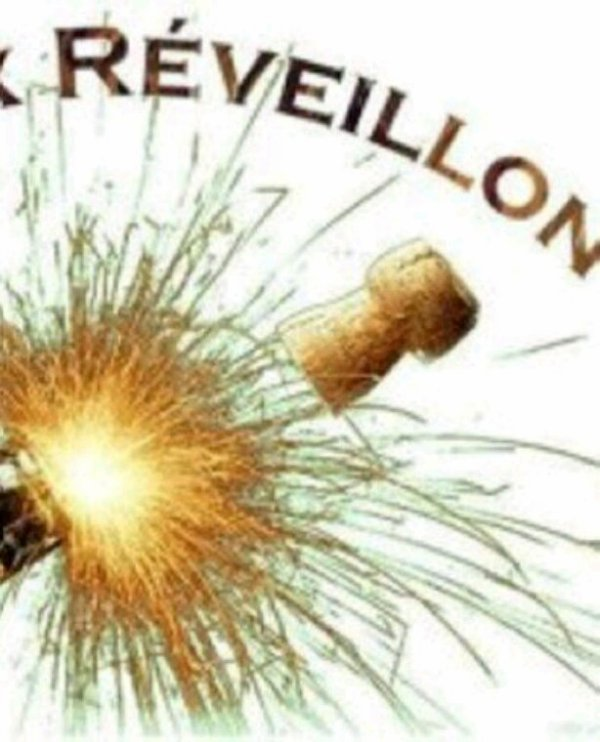 UN BON RÉVEILLON  DU 31 A TOUS !!