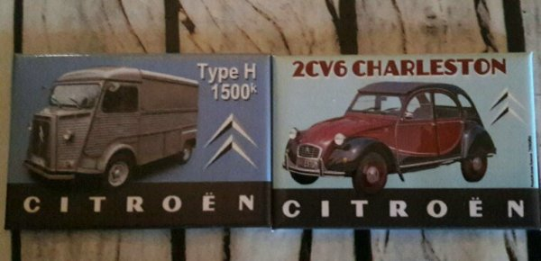 MAGNETS CITROËN !!!