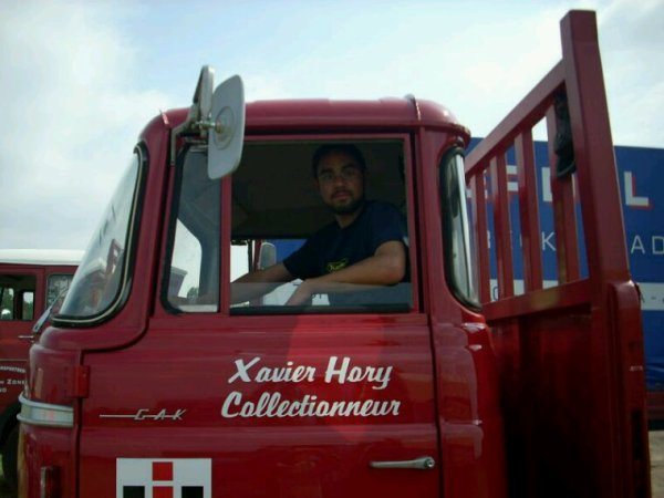LE GAK 75 DE XAVIER HORY!!